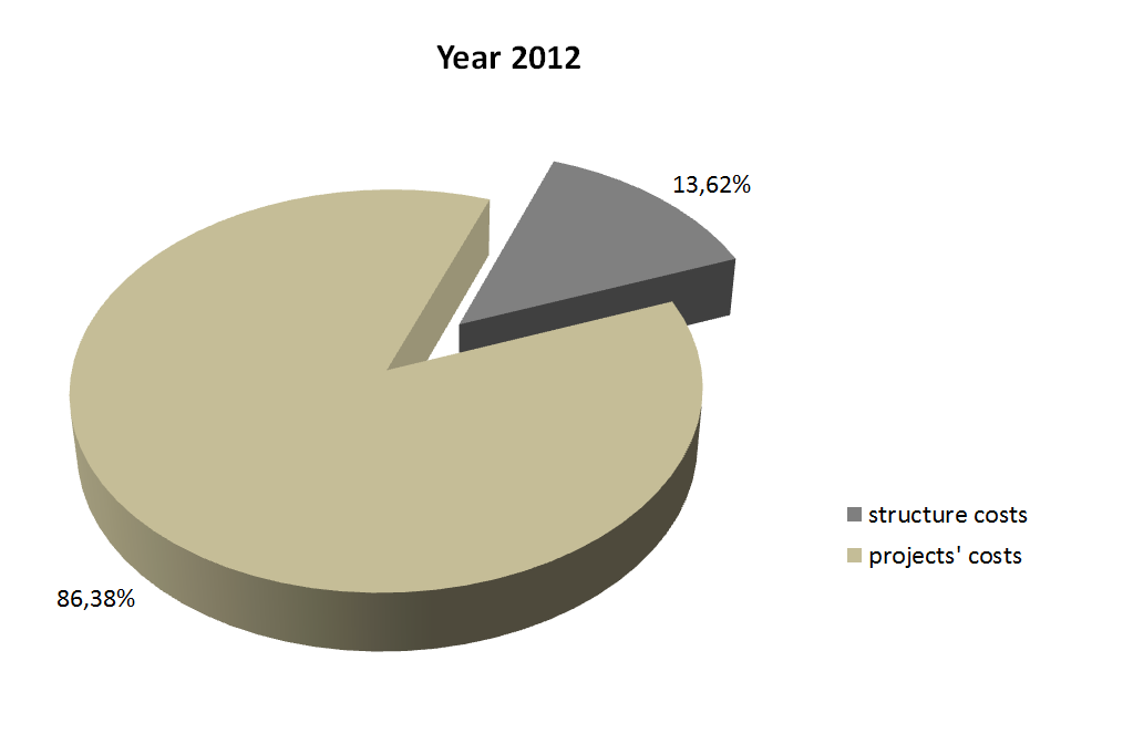 structure costs 2012