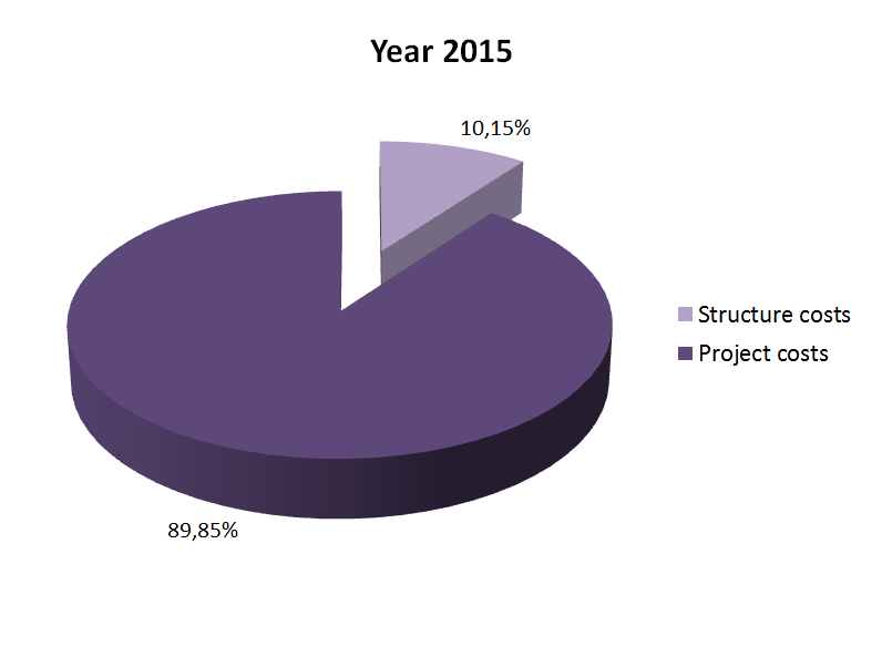 structure costs 2015