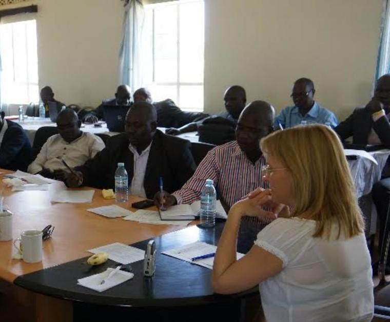 Sara Ferrari in Uganda3
