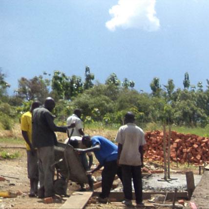 Realizzazione di un centro per la formazione agricola in Sud Sudan, Morobo County