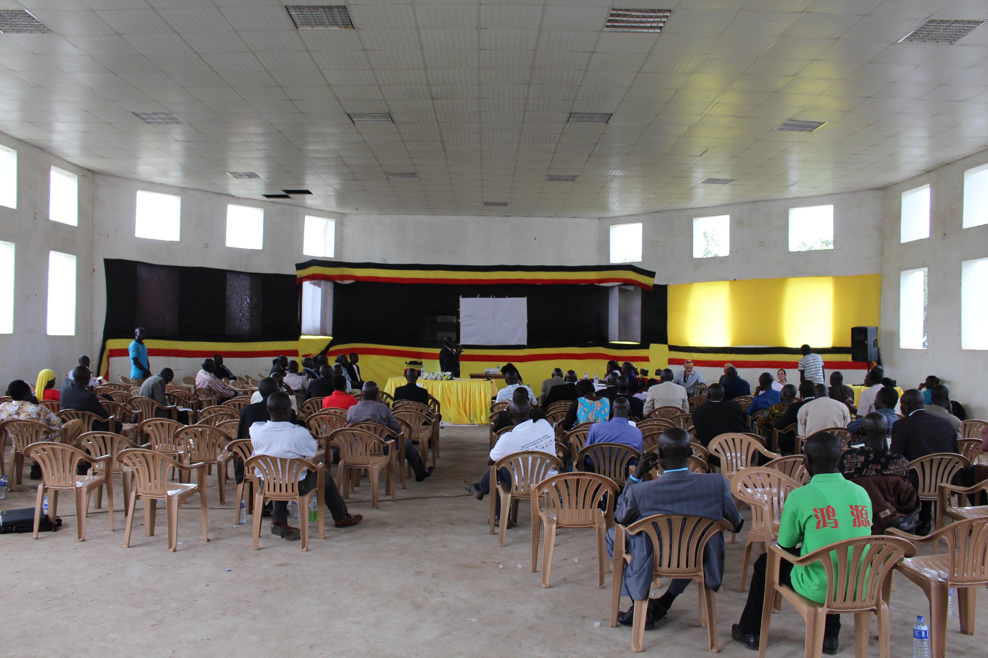 Assistenza tecnica alla municipalità di Koboko per l'implementazione del piano di azione 'CRRF: Sviluppo urbano inclusivo e mobilità' a Koboko, Uganda