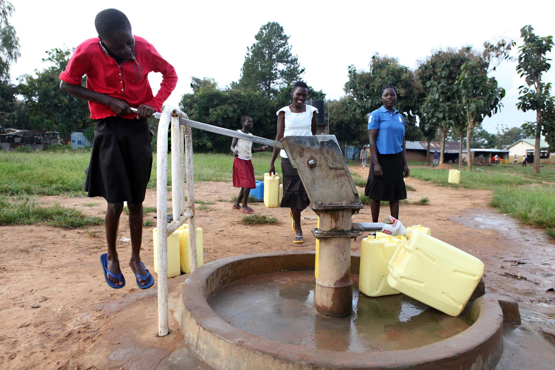 Acqua per rifugiati sud sudanesi e comunità ospitante – Unione Buddhista Italiana