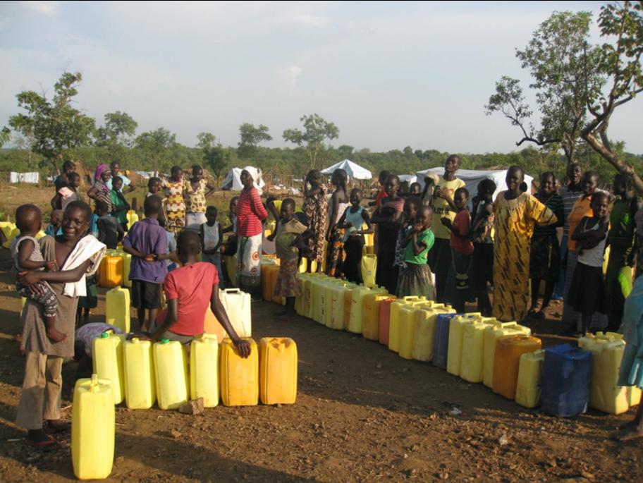 Intervento idrico-sanitario per rispondere all'Emergenza SARS-CoV-19